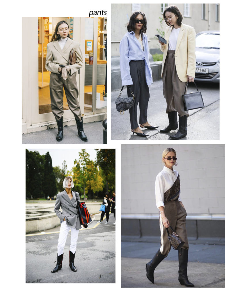 казаки с брюками